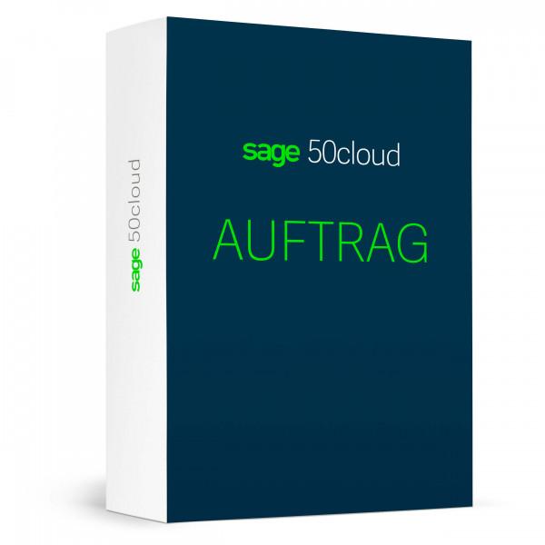 Sage 50cloud Auftrag