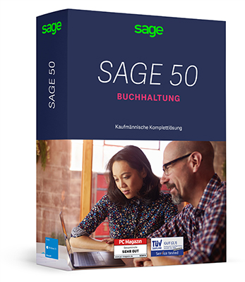 Sage 50 Buchhaltung Comfort Flex S - Software für Ihre Finanzbuchhaltung im Preisvergleich