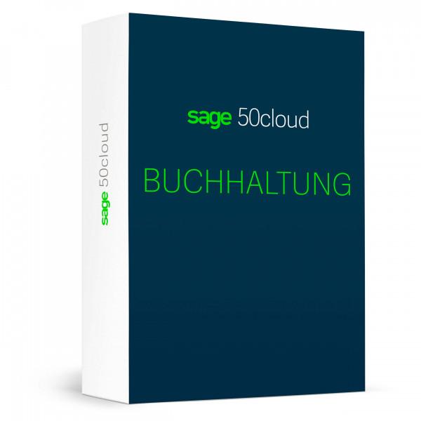 Sage 50cloud Buchhaltung