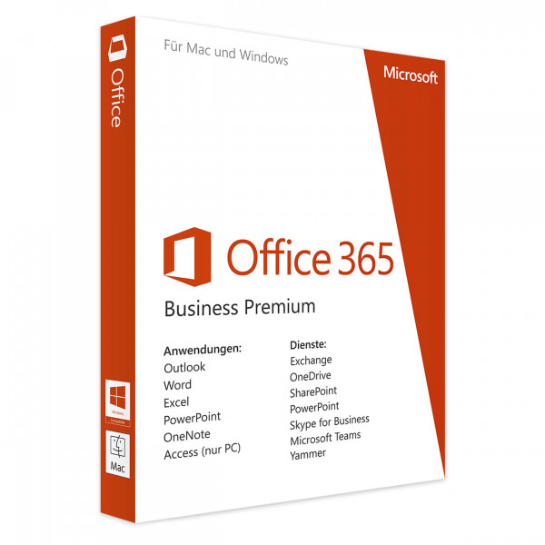 Microsoft 365 Business Standard jährlich